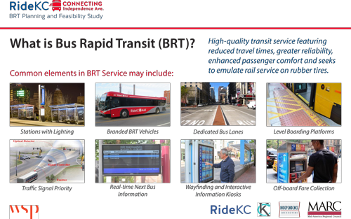 Bus Rapid Transit overview