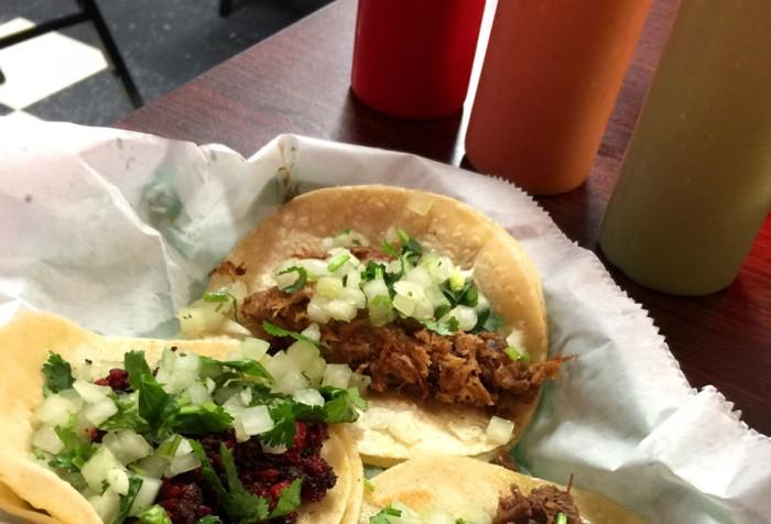 Rico's Taco Lupe