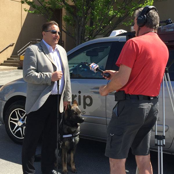 CEO Makinen talks about Freedom On-Demand with local media