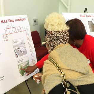 Prospect MAX meetings prepare community for construction
