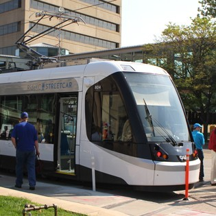 Streetcar Grand Opening: A Day in Pictures