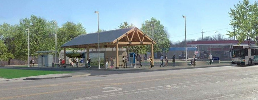 New 3-Trails Transit Center wins award