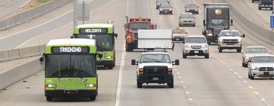 Kansas moves to expand Bus On Shoulder for KCK