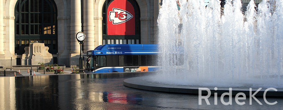 Let's Go: Kansas City's Fountains
