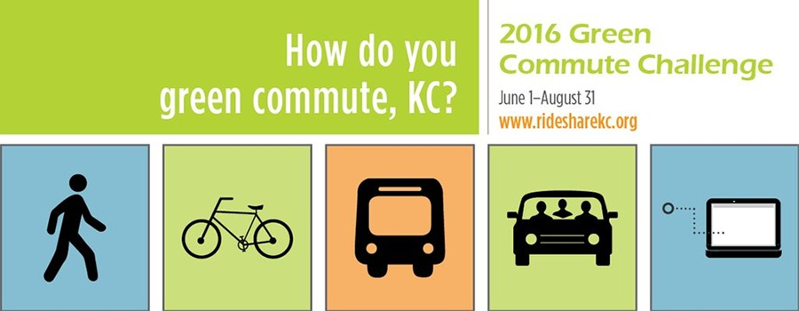 2016 Green Commute Challenge Kicks Off