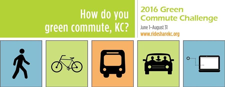 2016 Green Commute Challenge Kicks Off