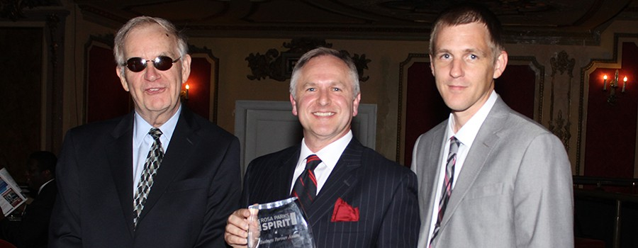 Alphapointe Recognized with Business Partner Award