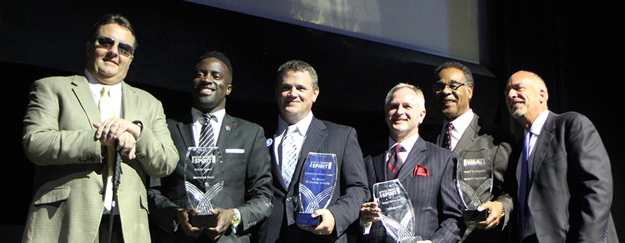 City Councilman Reed Wins RideKC Award