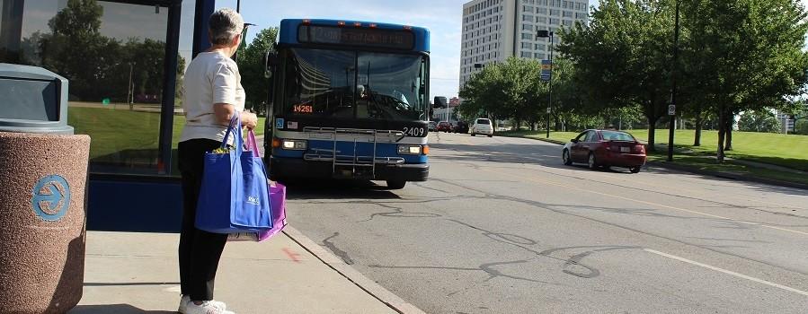 Longtime transit commuter bids RideKC adieu