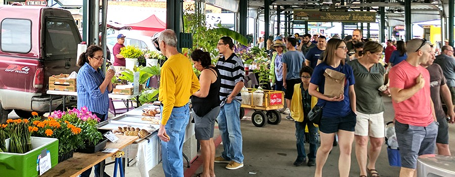 Let's Go: Farmers' Markets