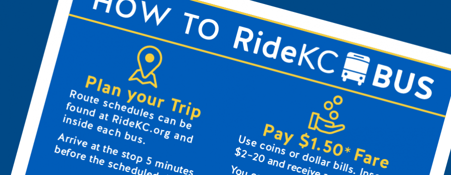 Transit made easy with new RideKC campaign