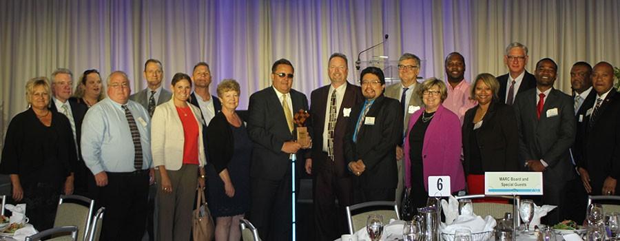 KCATA Receives 2017 Regional Leadership Award