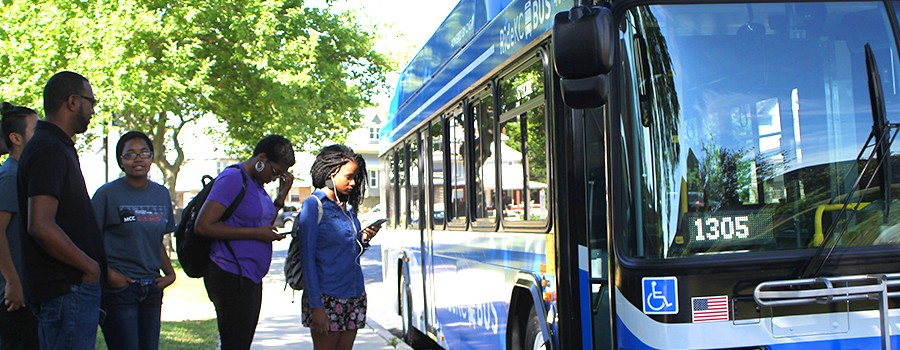 Guest Blog: Hundreds of Metropolitan Community College students ride the bus every day