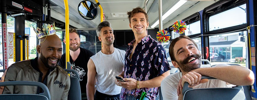 Queer Eye Catches RideKC