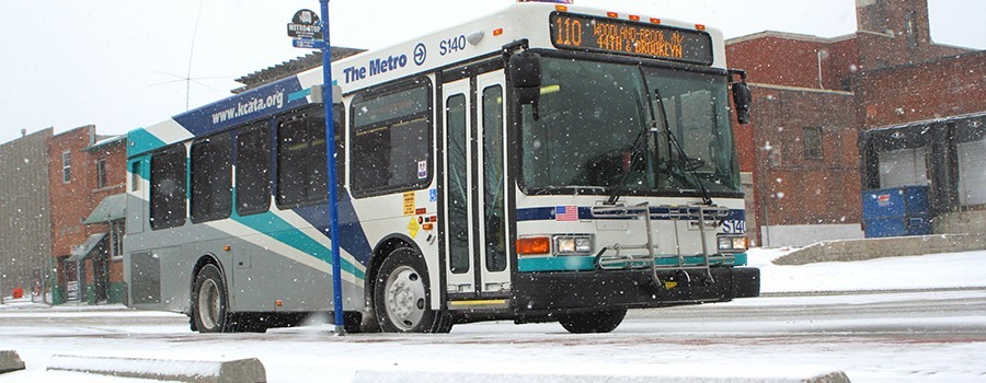 KCATA Readies For Winter Weather