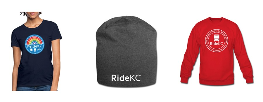 Online RideKC Shop Open For Business