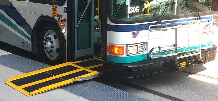 Streetcar and Buses - Working together in Downtown