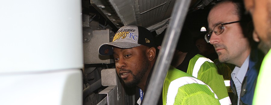 Drivers, Mechanics Learn About Security