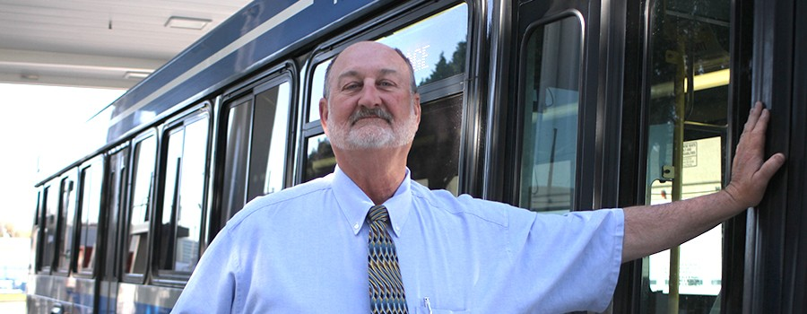 KCATA Recognizes Maintenance Leader's 45-Year Career