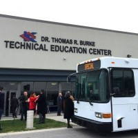 KCKCC takes education on the road with bus donation