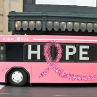 HOPE Bus Spreads Message