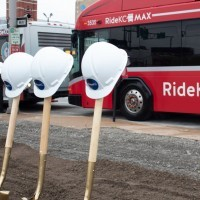 FTA Administrator Williams attends Prospect MAX Groundbreaking
