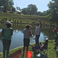 KCATA brings fishing to life for kids