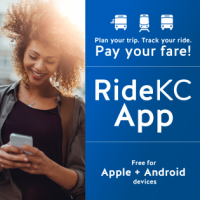Customers Embrace RideKC Mobile App