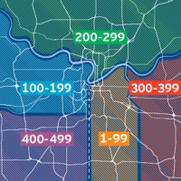 RideKC completes new regional bus numbering system