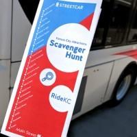 Join RideKC's scavenger hunt