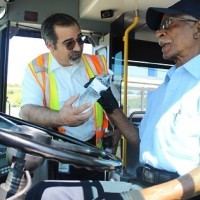 Keeping riders, operators cool during heat wave