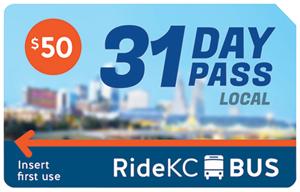 31 Day Pass