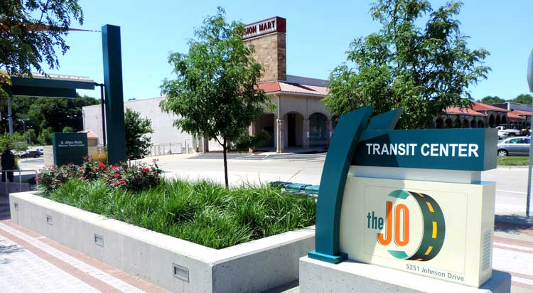 Mission Transit Center