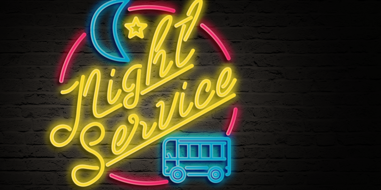 Night service coming to Johnson County
