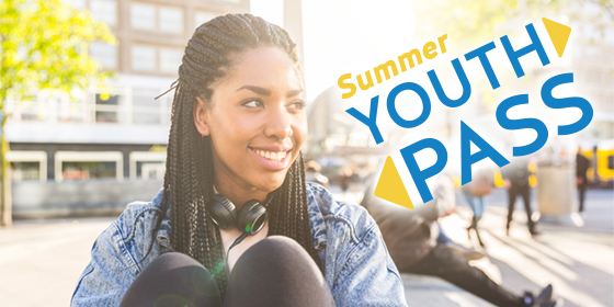 Summer Youth Pass On Sale