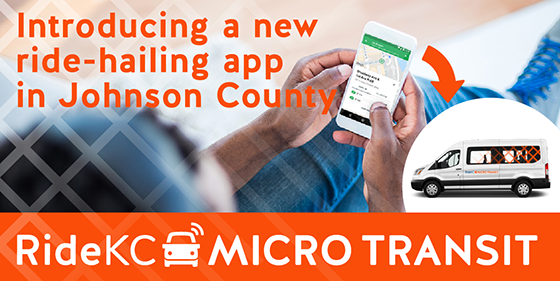 Micro Transit in Johnson County
