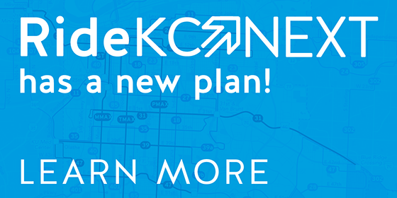 New RideKC Next Plan and Online Meetings