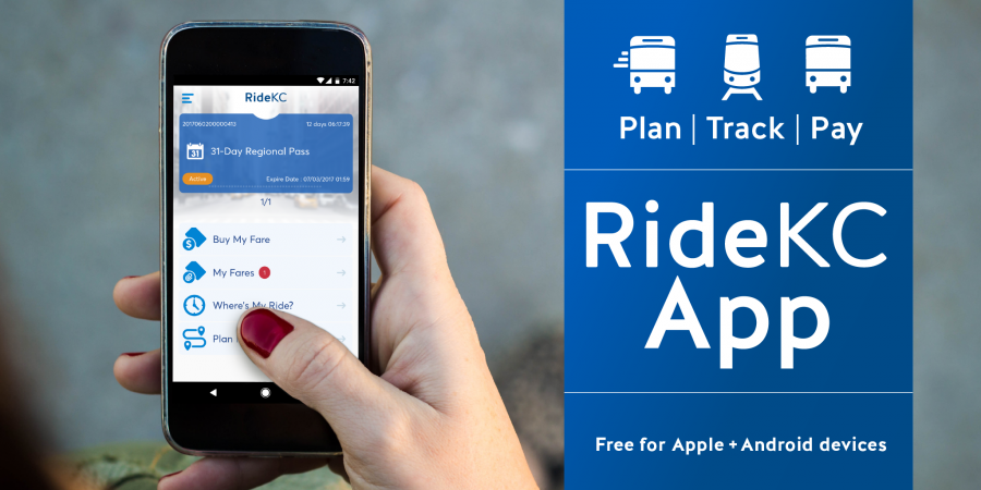 RideKC App