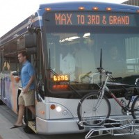 MAX Bus Rapid Transit Service Celebrates 10th Birthday in Kansas City